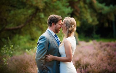 Bruidsfotografie in the Woods – Hoorneboeg Hilversum | Jordy & Shannon september 2017