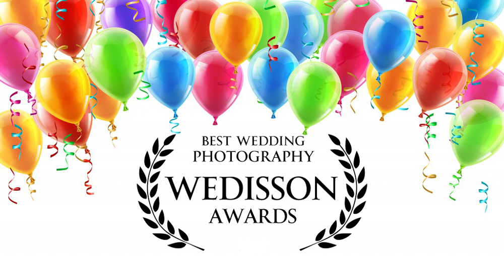 Winner International Wedisson Award sep 2018 | Award winning bruidsfotografie op landgoed Rhederoord