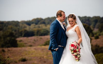 Bruidsfotografie op Fort Lent | Maarten & Evelien september 2019